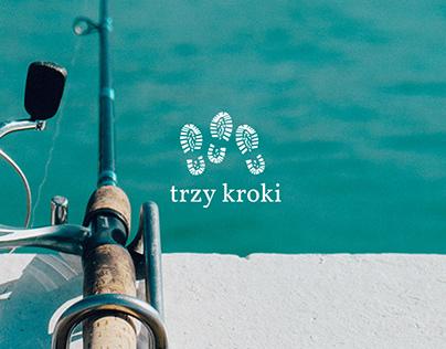 TRZY KROKI – Travel Agency Branding