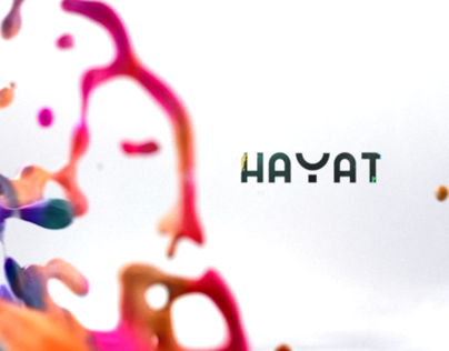 Hayat TV Broadcast Design