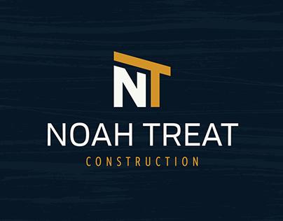 Noah Treat Construction Branding