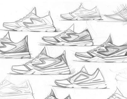 Footwear Sketches!
