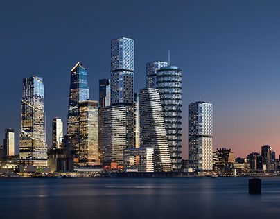 Hudson Yards West | VOL 1