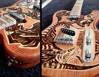 Coyote Guitar