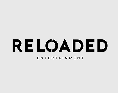 Reloaded Entertainment Animated Logo