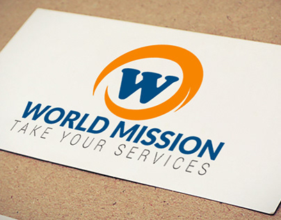 World Mission Logo Design