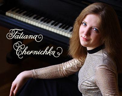 Tatiana Chernichka, website