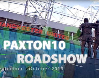 Paxton10 Roadshow - teaser and aftermovie