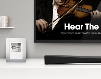 VIZIO — Sound Bar
