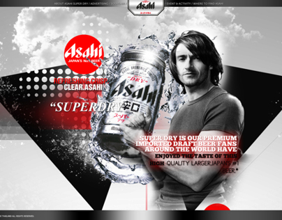 Asahi Superdry thailand project