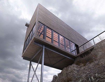 Cliff House By Mackay Lyons sweetapple architects