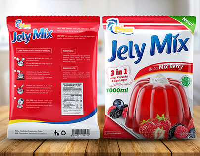 ETHOZ JELY MIX Packaging