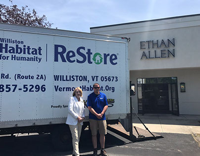 Giving Back with Habitat for Humanity ReStore
