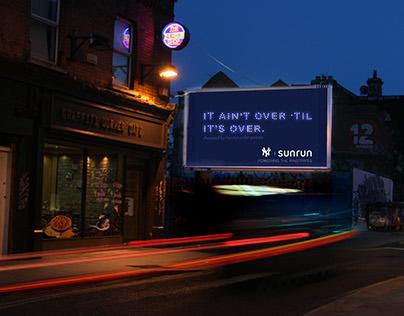 Sunrun + New York Yankees | The Power Seat