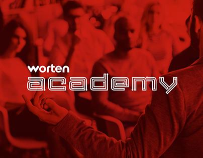 Worten Academy | Branding