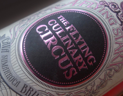 Flying Culinary Circus Cava