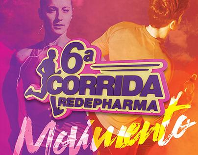 6ª Corrida Redepharma