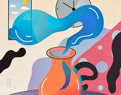 Illustrator on iPad - VASE