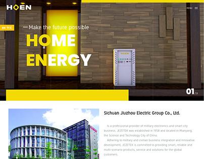Дизайн лого, 3D моделей и сайта для HOEN