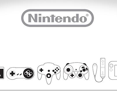 Nintendo Controller Icons