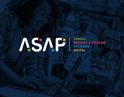 Asap Technologies // Identité
