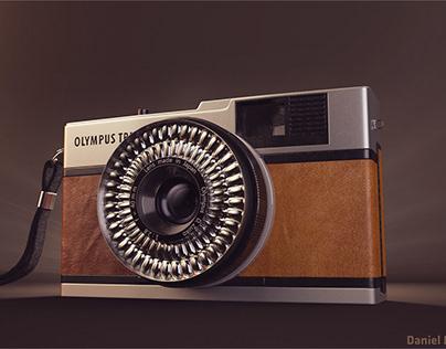 Olympus Camera 3d