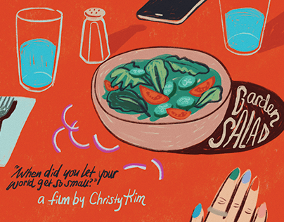 Garden Salad Short Film