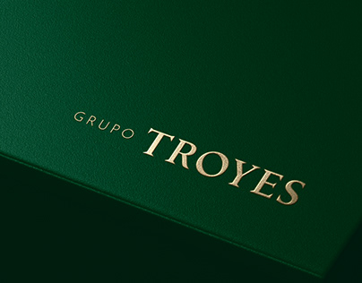Troyes Investment Group - Brand Identity