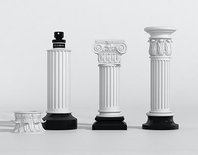 Columna de Parfum