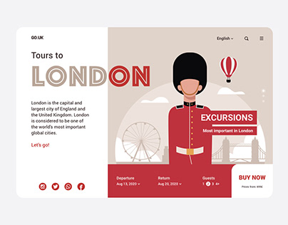 Tours to London