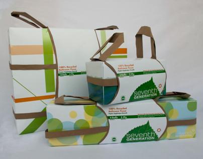 Re Packaging Seventh Generation Bathroom Tissue