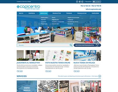 Copicentro Web Design