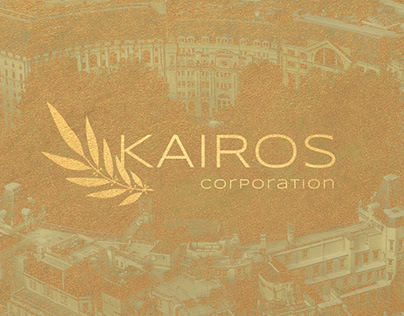 Logo design for Kairos corporation