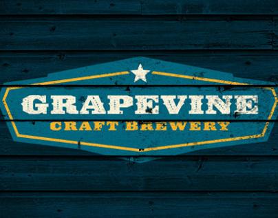 GRAPEVINE CRAFT BREWERY – BRAND IDENTITY