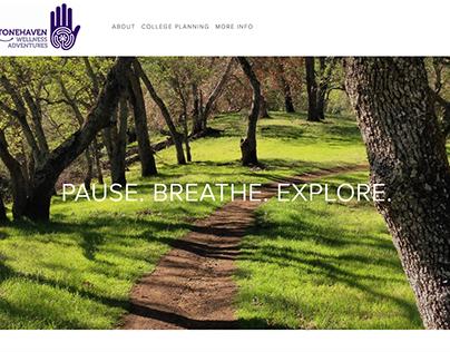 Stonehaven Wellness Adventures Website Build