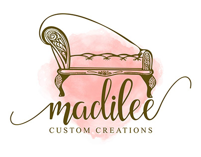 Logo for Madilee Custom Creations