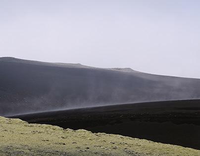 ISquare. Fine art project about icelandic landscape.