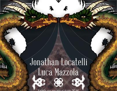 Jonathan Locatelli/Luca Mazzola mUsic Poster