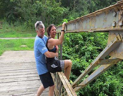 Jeanine McCool Sarasota Loves to go Outdoor