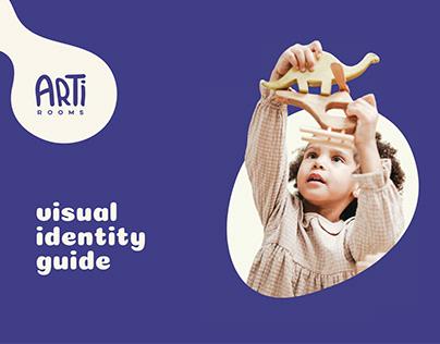 ArtiRooms Visual Identity Guide
