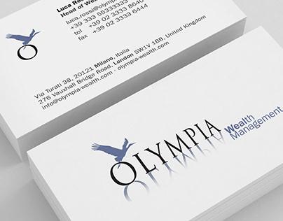 OLYMPIA CORPORATE IDENTITY