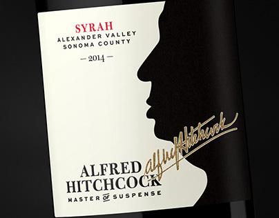 Alfred Hitchcock — Master of Suspense Syrah 2014