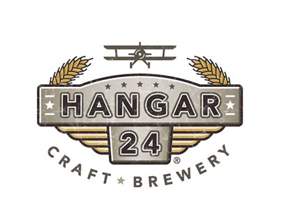 Hangar 24 Beer Packaging