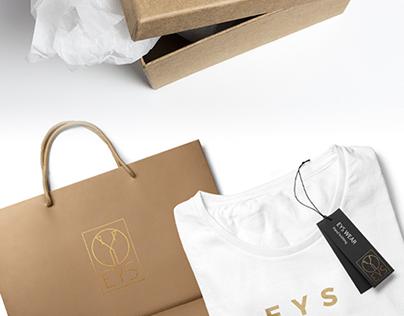 EYS - logo design
