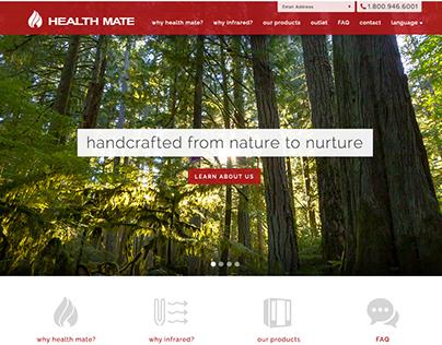 Health Mate Saunas