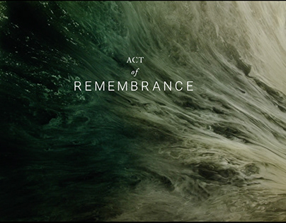 Act of Remembrance TV Title Sequence