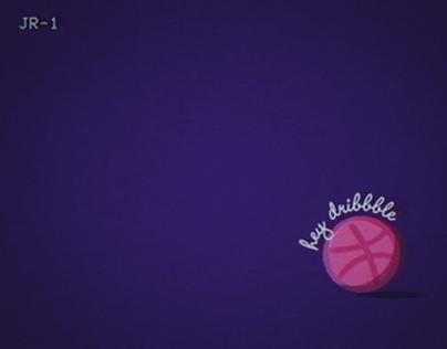 Dribbble Animation