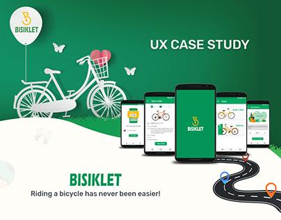 BISIKLET - Bicycle Booking App