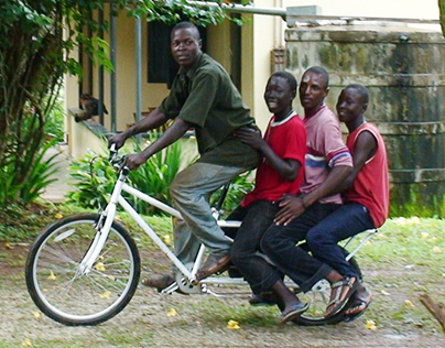 Hoima Cargo Bicycle