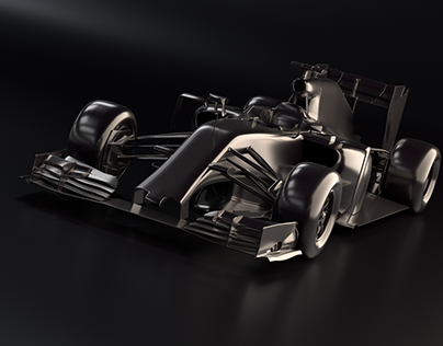Racing Day Spielberg - Various 3D Model jobs