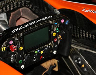 Volante McLaren