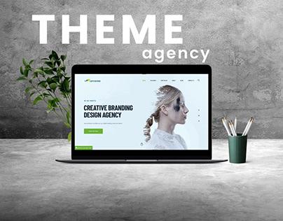 BUSINESS AGENCY Web Theme